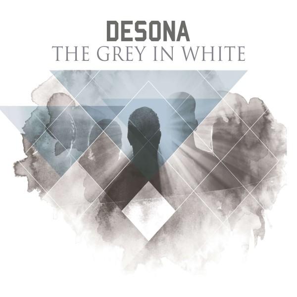 Desona - The grey in white (CD)
