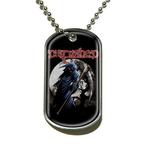 Disturbed - Reaper (Dog Tag)