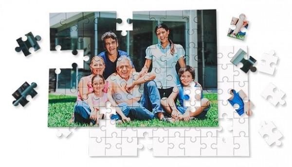 puzzle, rechteckig