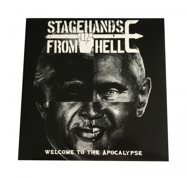 Stagehands From Hell - Welcome to the apocalypse / 7single front