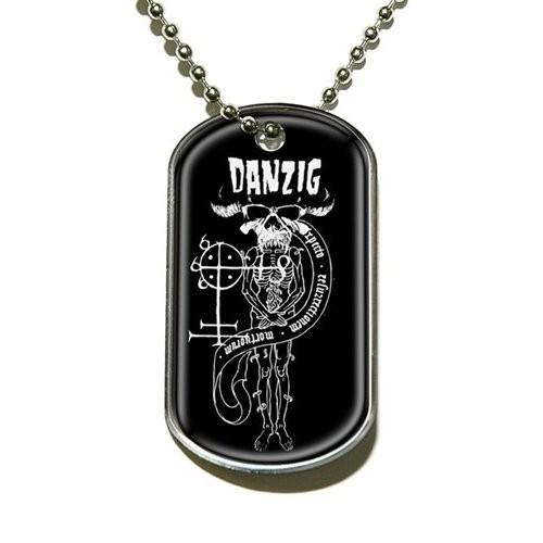 Danzig - 18 Beast (Dog Tag)