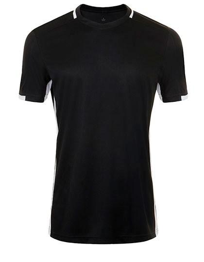 Classico Teamshirt black-white