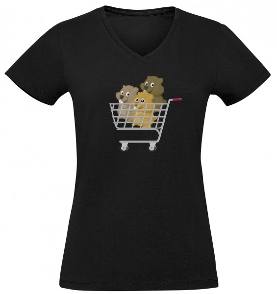 Hamsterkauf - Girlshirt