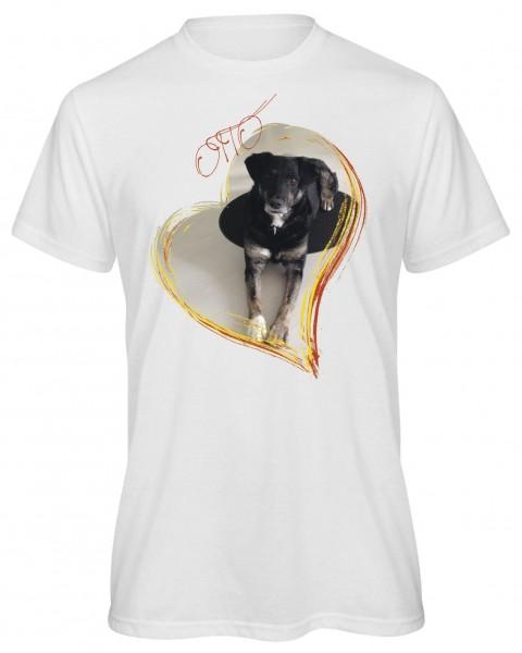 T-shirt mit eigenem Foto